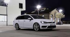 Volkswagen voorziet Golf Variant en Scirocco van R-Line pakket