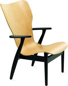 Domus Birch Lounge Chair