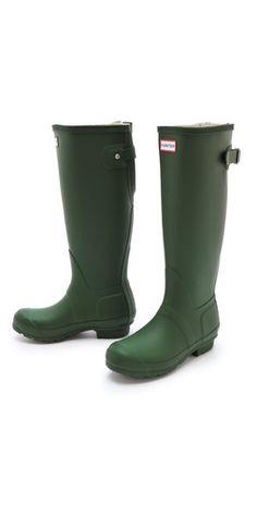 Hunter Boots Hunter Adjustable Boots | SHOPBOP