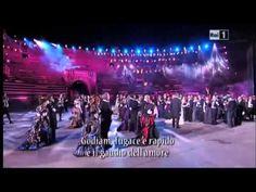 Brindisi - Andrea Bocelli & Lana Kos