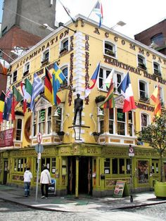 Temple Bar - Dublin, Dublin | See More Pictures | #SeeMorePictures