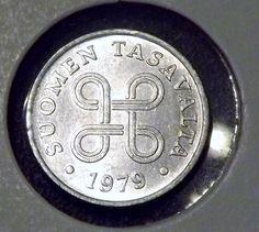 1979 - Finland - 1 Penni - MBC023