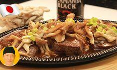 Tem carne e cerveja em casa? Carne, Waffles, Steak, Food And Drink, Chicken, Breakfast, Youtube, Delicious Recipes, Easy Trifle Recipe