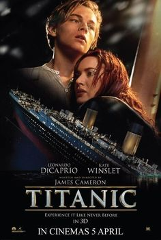Titanic is a 1997 Hollywood Drama, Romance film starring Leonardo DiCaprio, Kate Winslet, Billy Zane & Kathy Bates. The film release on 19 Dec