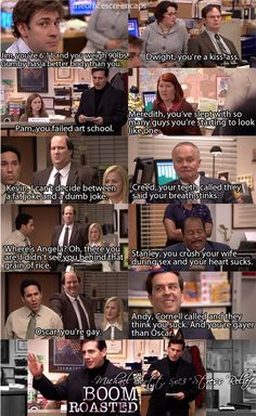 The Funny Office