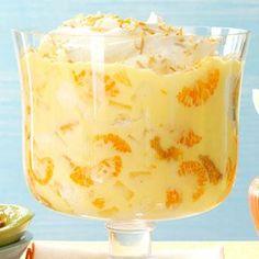 Pineapple, Mandarin Orange & Coconut | http://best-amazing-decorated-cookies.blogspot.com