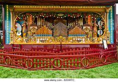 Very large Gavioli fair organ