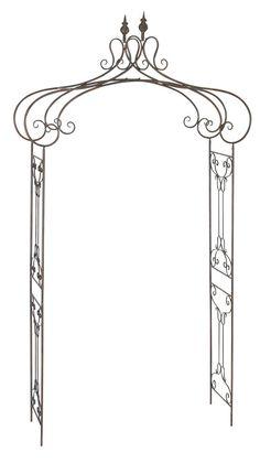 Aspire Decorative Metal Garden Arch