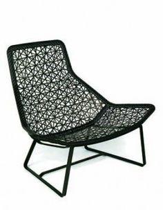 fauteuil jardin Maia - Patricia Urquiola