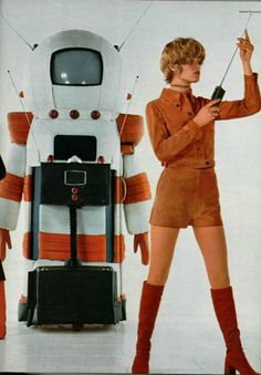 vintage everyday: Fashion of the 1970s
