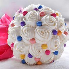 Elégant Bouquet de Mariée Blanc Fleurs Satin Décor Perle ... https://www.amazon.fr/dp/B01HTC495I/ref=cm_sw_r_pi_dp_0DXExb8SYQG6W
