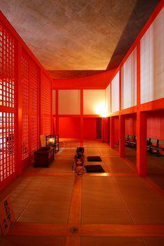 inside Water temple
