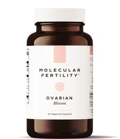 Ovarian bloom is a specially formulated female fertility supplement developed by leading minds in fertility medicine. For those trying to conceive naturally and undergoing fertility treatment.