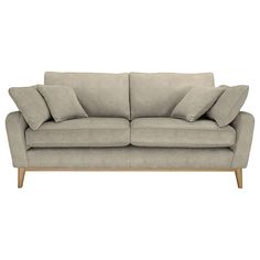 Buyercol for John Lewis Salento 3 Seater Sofa, Maria Oyster Online at johnlewis.com