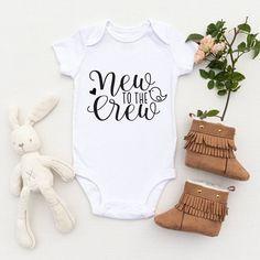 Custom Baby Onesies, Custom Baby Gifts, Personalized Baby Gifts, Miracle Baby, Baby Vest, 2nd Baby, Baby Milestones, Baby Grows, Baby Bodysuit