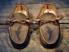 44073072c1dc86 banditto Chaussures Bateau En Cuir, Annie Oakley, Beauté De La Mode, Mode  Homme