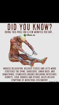benefits of yoga Sport Fitness, Fitness Diet, Yoga Fitness, Health Fitness, Fitness Exercises, Yoga Moves, Stretching Exercises, Benefits Of Stretching, Health Facts