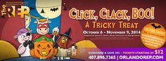 Click, Clack, BOO! A Tricky Treat 2014