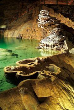 Padirac cave - France