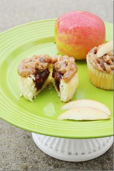 Apple Butter Cupcakes 6