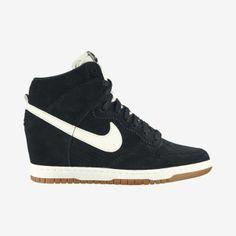 new styles b12b5 0f1e9 Nike Dunk Sky Hi Womens Shoe - cute Nike Shoes 2014, All Nike Shoes,