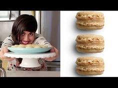 Como faz: Macarons franceses   Comendo com os Olhos