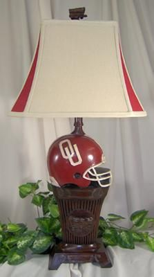 Discount prices on Oklahoma Lamp with Bronze Base Lamps. Shop our incredible selection of interior decorating products. Ou Football, Boomer Sooner, Oklahoma Sooners, House Flags, Fat Cats, New Room, Interior Decorating, Table Lamp, Bronze