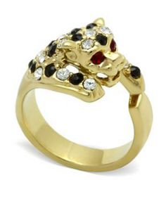 REPIN FOR A CHANCE TO WIN THIS RING - Pantra Ring - 14k Gold Cubic Zirconia Women Ring - Only $19! ( MSRP: $ 85) - Limited Quantity - Sale start today for a week. CLICK PIC TO ORDER