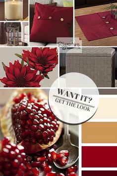 Get the look with Signature Homestyles