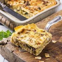 Filodeeg recepten | Smulweb.nl Borek gehakt spinazie etc