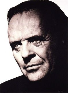 Anthony Hopkins by Alistair Morrison