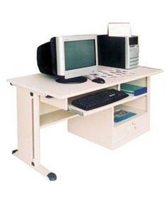 Bàn máy tính khung sắt TH12