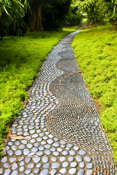 meditation path in garden - Google Search