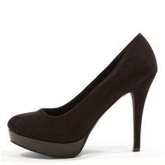 Pimkie.es : Estos zapatos de tacón nos aportan más altura y más glamour.
