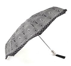 Marc by Marc Jacobs Radiowaves Print Umbrella