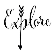 Calligraphy Discover Sale Explore Yeti Decal Die Cut Vinyl Car Decal Sticker For Car Window Bumper Sticker Truck Laptop Walls Computer Kids Women Men Yeti Decals, Vinyl Decals, Kayak Decals, Frases Mary Kay, Machine Silhouette Portrait, Silhouette Cameo, Vinyl Wall Quotes, Inspirational Wall Decals, Vinyl Projects