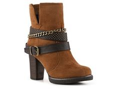GC Shoes Secret Crush Western Bootie