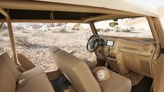 The inside of the #JeepStaff seems durable enough. #WeKnowCars #concept