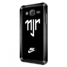 Neymar Jr Santos Barcelona Fc Nike Logo Samsung Galaxy J5 (2016) Case   Aneend.com