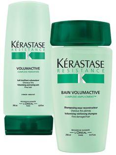 Best 2012 Shampoo/Conditioner for Fine Hair - Kérastase Volumactive - Best Beauty Buys - InStyle