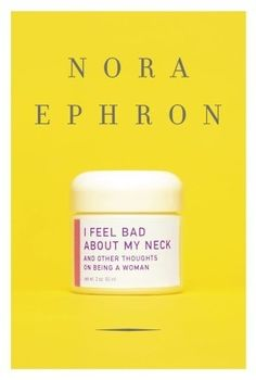 With her disarming, intimate, completely accessible voice, and dry sense of humor, Nora Ephron shares with us her ups and downs in I Feel Bad About My Neck, a candid, hilarious look at women who are getting older and dealing with the tribulations of maintenance, menopause, empty nests, and life itself.