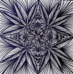 Weed Art Drawings | Thinkin Green Drawing by Sarah Yencer - Thinkin Green Fine Art ...
