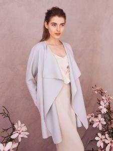 burda style: Damen - Jacken - Lange Jacken - Hüllenjacke - breites Revers