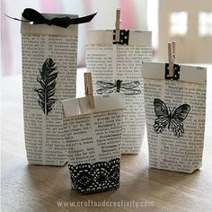 could be cute wedding favors