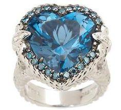 Judith Ripka Smithsonian Ring