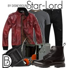 #Star-Lord #disneybound
