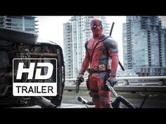 Trailer legendado do filme 'Deadpool' com Ryan Reynolds - Cinema BH