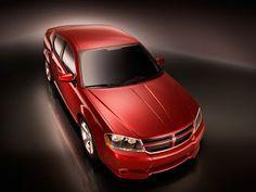 Dodge Avenger Concept (2007)   .: Car Wallpaper Collections :.