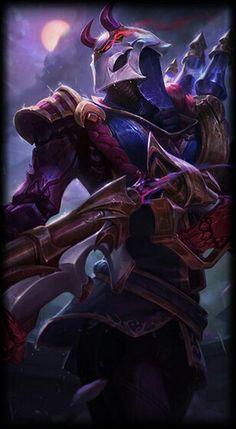 League of Legends- Blood Moon Jhin