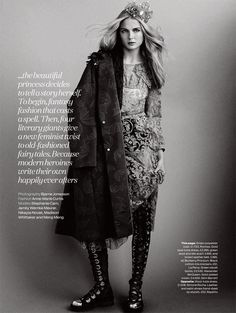 Elle UK - Once Upon A Time